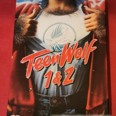 Verkaufe Teen Wolf 1 und 2 - thumb