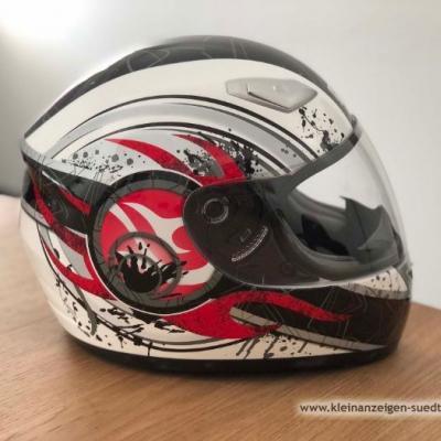 Motorradhelm günstig zu verkaufen - thumb