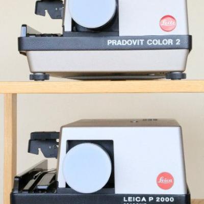 Dia-Projektoren mit Überblendegerät - €390 - thumb