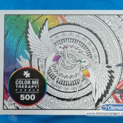Color Me Puzzle - thumb