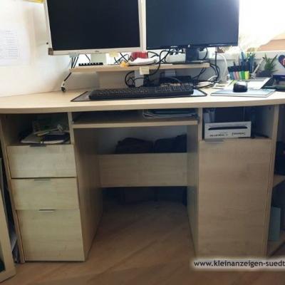 Eck - Schreibtisch - thumb