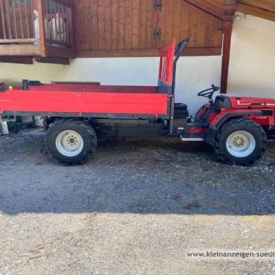 Carraro Transporter 8.400 - thumb