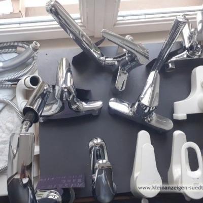 Armaturen (Pippm)und Material zu verkaufen. - thumb