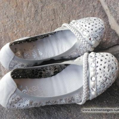 Neuwertige Ballerina - thumb
