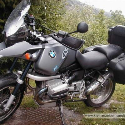 BMW 1150 GS Enduro - thumb