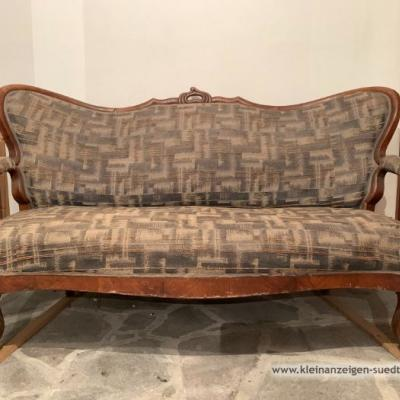 Neobarockes Sofa - thumb