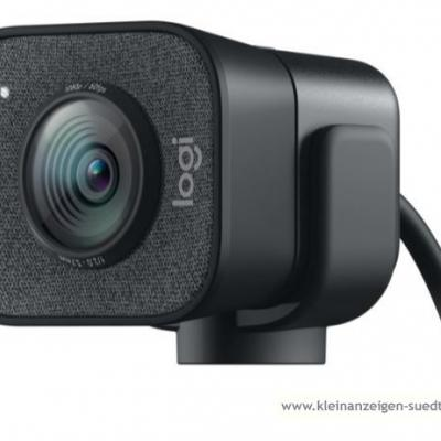Logitech StreamCam webcam 1920 x 1080 Pixel - thumb