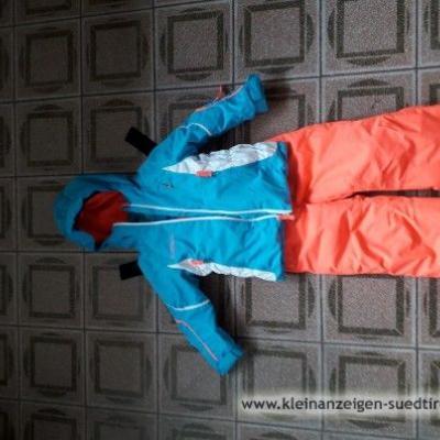 Schneeanzug Mädchen 2 jahre - thumb