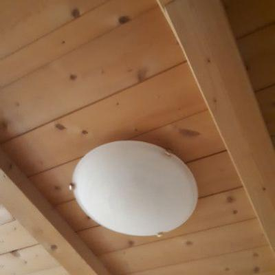 1 Deckenlampe - 2 Leselampen und 2 Wandlampen - thumb
