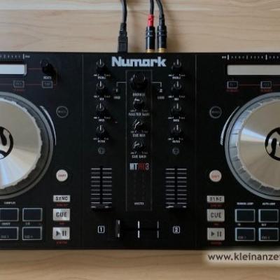 Numark Mixtrack Pro 3 - thumb