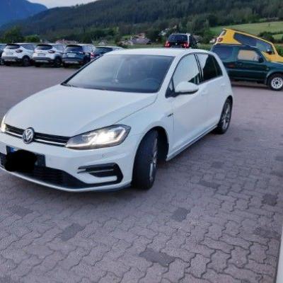 VW Golf 7 TDI R line 18.000 VB - thumb