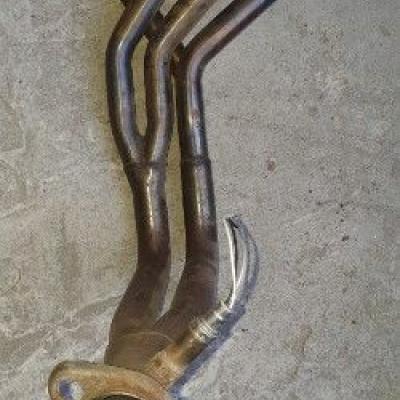 Fächerkrümmer für Polo 6N/6N2 8V - thumb