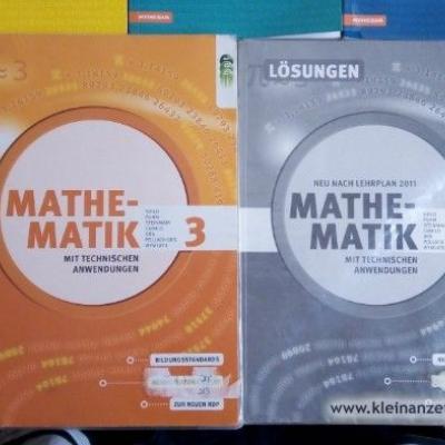 Verkaufe Oberschulbücher - thumb
