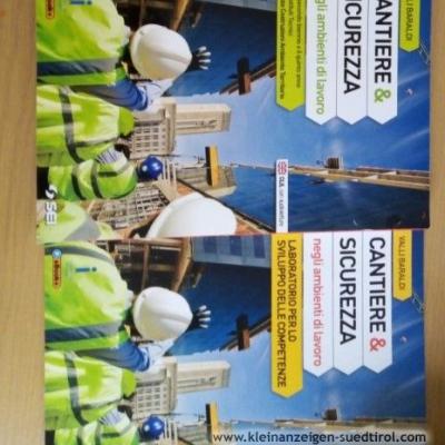 Verkaufe Oberschulbuch Cantiere e sicurezza - thumb