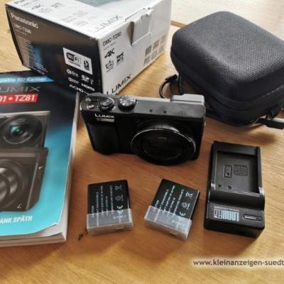 Kompaktkamera Panasonic Lumix DMC-TZ80/TZ81 - thumb