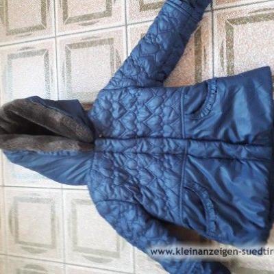 Winterjacke Mädchen - thumb