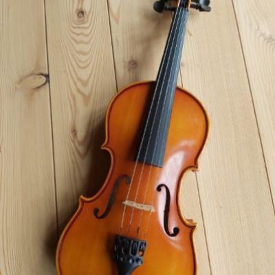 Geige (halbe) für Anfänger - thumb