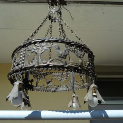antike leuchte - thumb