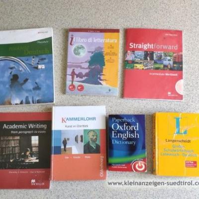 Verkaufe Schulbücher - thumb