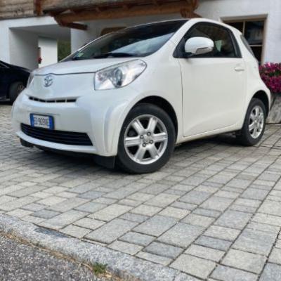 Toyota IQ für Führerscheinneulinge - thumb