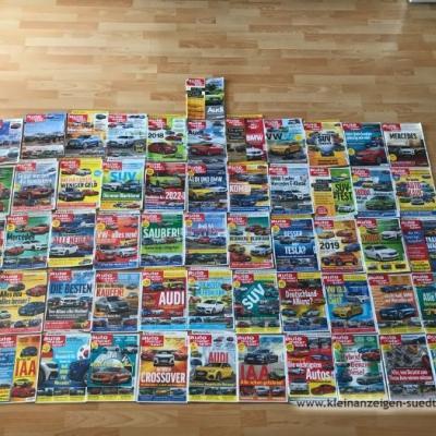 56 Auto Motor und Sport Zeitschriften 30€ - thumb