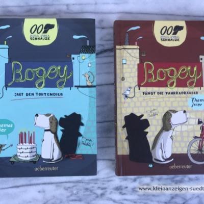 2 Bogey Bücher 5€ - thumb