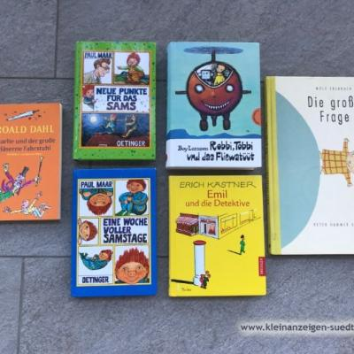 6 Bücher zu verkaufen 15€ - thumb