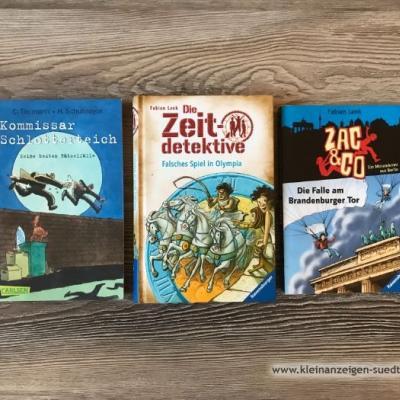 Verschiedene Bücher zu verkauften 7€ - thumb
