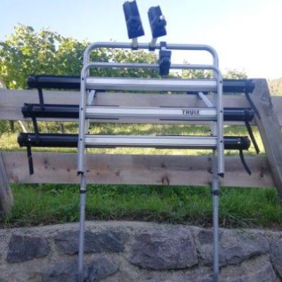 Thule Heckklappenfahradträger (Gebraucht) - thumb