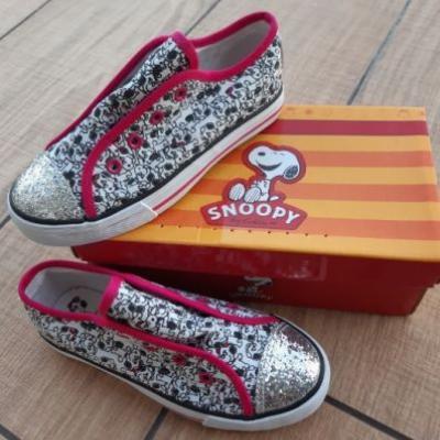 Neue Schuhe Gr.31 Snoopy - thumb