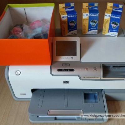 Patronen und Drucker - thumb