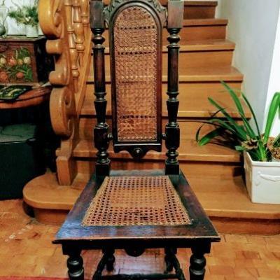 Antike originale venezianer stühle - thumb