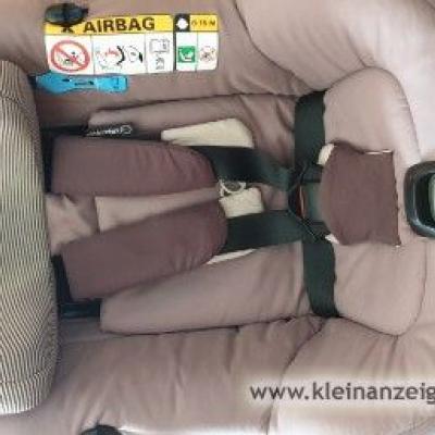 AxissFix 360 Grad drehbarer Kinder Autositz - thumb