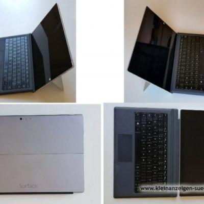 Surface Pro 3, Core i7, 8GB, 256GB, Win 10 - thumb