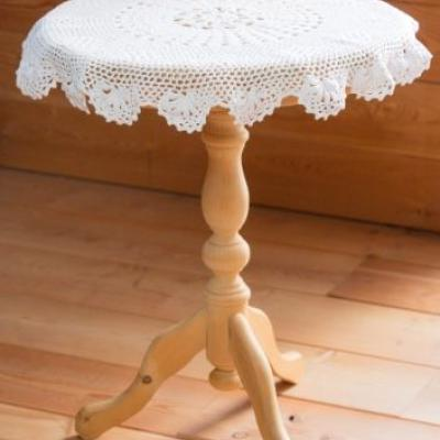 Beistelltisch Holztisch - thumb