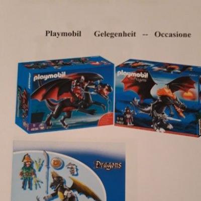 Playmobil Sets - thumb