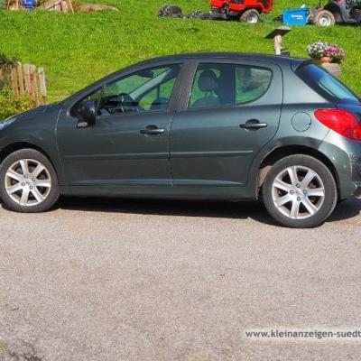 Verkaufe Peugeot 207 - thumb