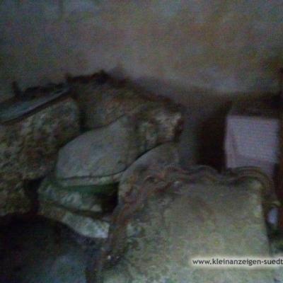 Sofa mit zwei Sesseln - thumb