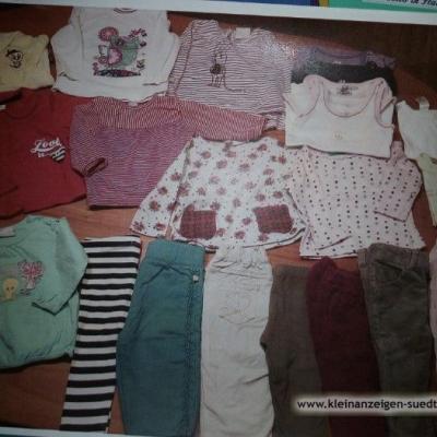 Kleiderpacket Mädchen 3-6 Monat - thumb
