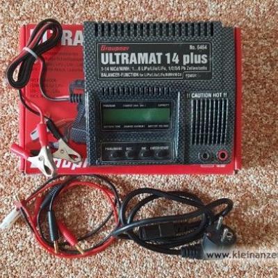 Graupner Ultramat 14 plus - thumb