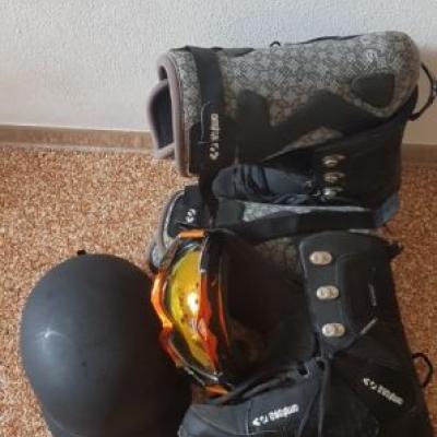 Snowboard - Zubehör - thumb