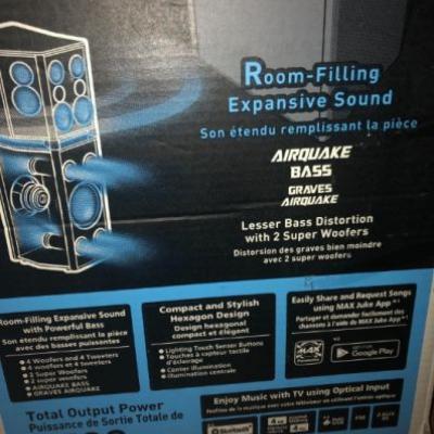 Diffusore audio Panasonic SC-UA7 - thumb