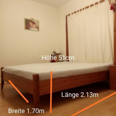 Verkaufe Doppelbett - thumb