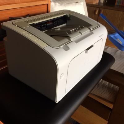 Laserdrucker HP Laserjet P1005 sw - thumb