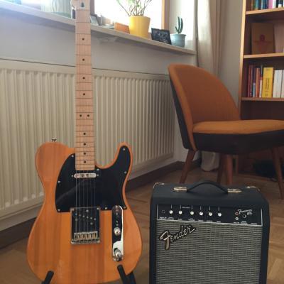 E-Gitarre, Marke Fender - thumb