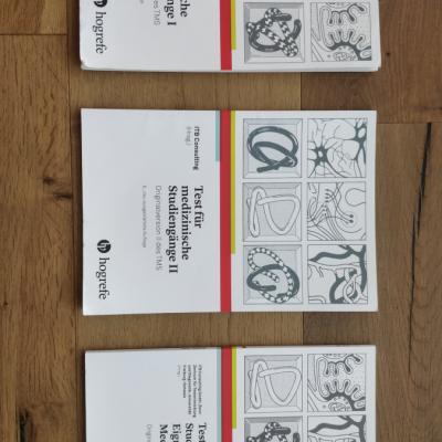 Test für medizinische Studiengänge (TMS), 3 Bände (I, II und III) - thumb