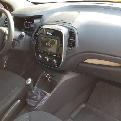 Renault Captur 2019-Führerscheinneuling - thumb