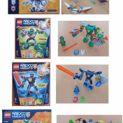 Lego Nexo Knights und Bionicle - thumb