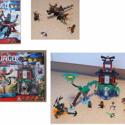 Lego Ninjago Set 1 - thumb