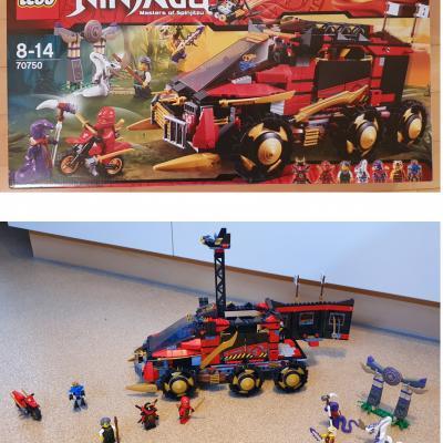 Lego Ninjago - thumb